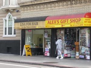 %name Hair cut...