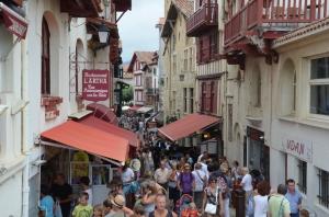 %name Etape 6 : Le pays basque