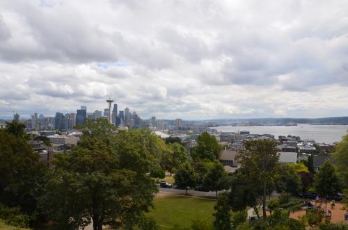 voyage en famille aux USA à Seattle