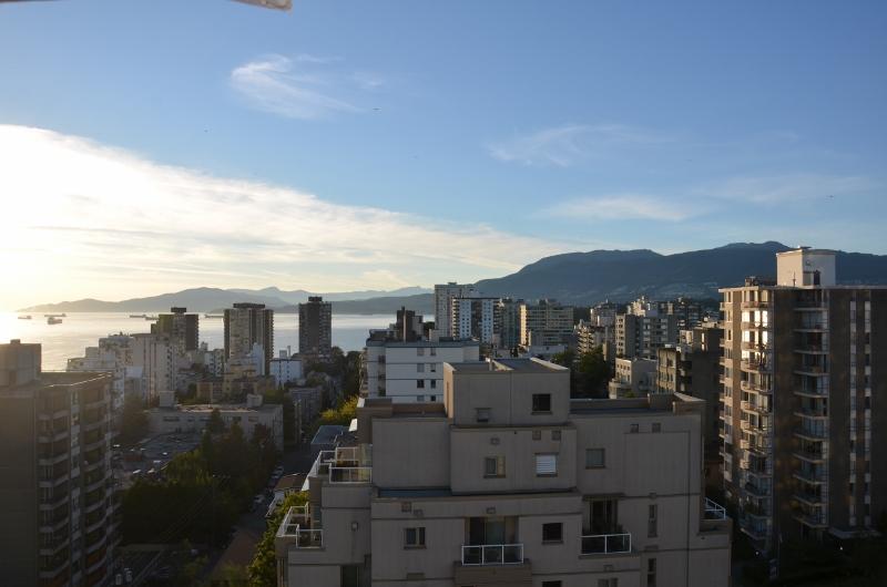 Vancouver couché du soleil