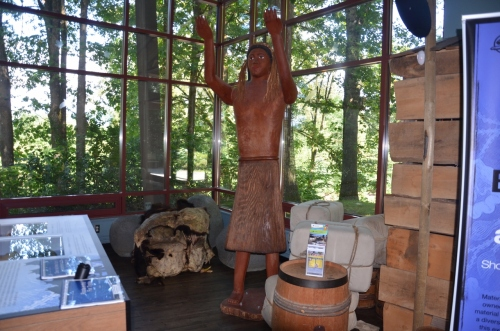 voyage en famille au canada à Fort-Langley
