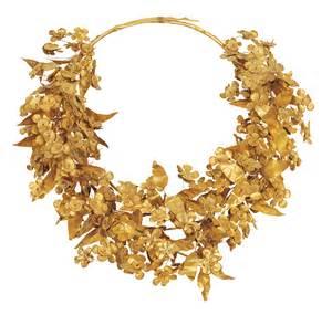 couronne princesse macc3a9doine A Vergina dans les traces des origines d'Alexandre le Grand