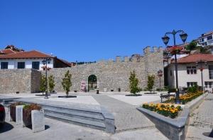 %name De lAlbanie vers la Macédoine