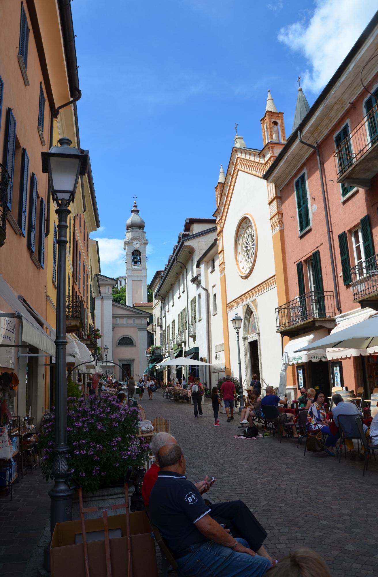 ruelles villages lacdecome Lombardie