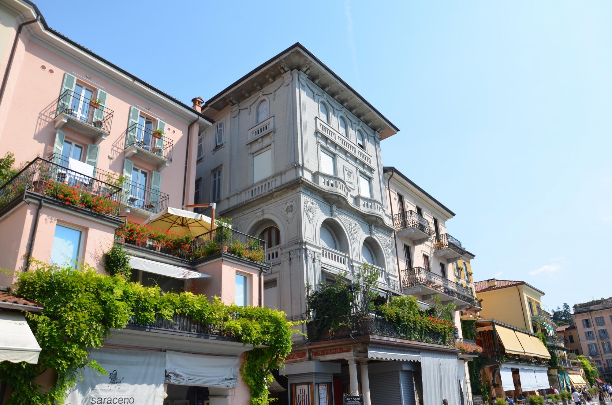 villas lacdecome Lombardie